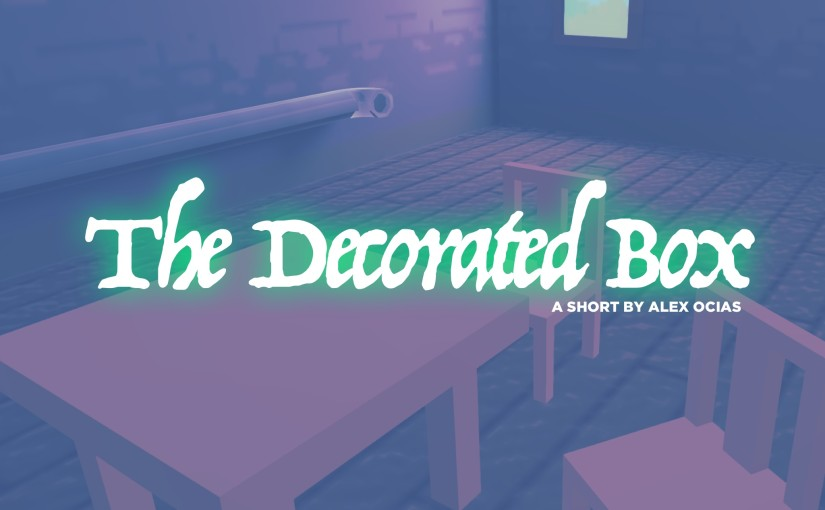 The Decorated Box – New Game Release