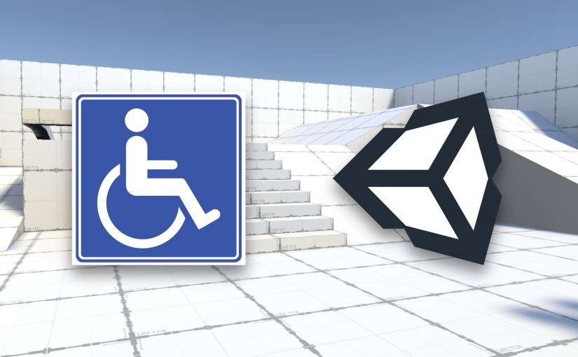 Unity Wheelchair Controller